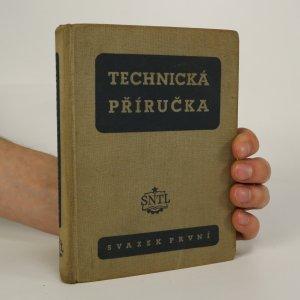 náhled knihy - Technická příručka. Svazek první
