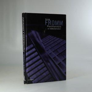 náhled knihy - Psychoanalýza a náboženství