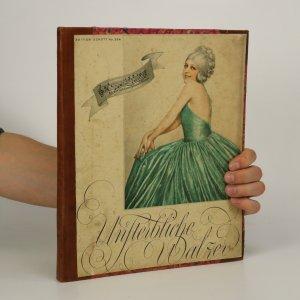 náhled knihy - Unsterbliche Walzer für Klavier zu 2 Händen. Band I und II. (2 knihy v jednom svazku)