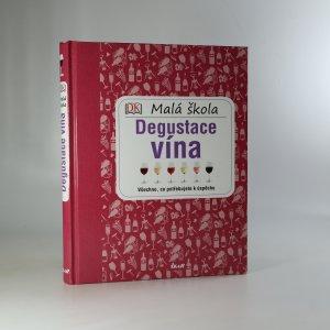 náhled knihy - Malá škola degustace vína