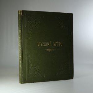 náhled knihy - Královské věnné město Vysoké Mýto