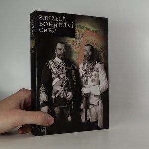 náhled knihy - Zmizelé bohatství carů