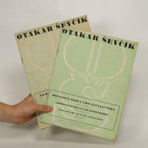 náhled knihy - 2 x Houslová škola pro začátečníky. Opus 2, sešit 1 a Opus 6, sešit 1