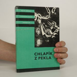 náhled knihy - Chlapík z pekla. Výbor ze sovětské vědeckofantastické literatury