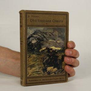 náhled knihy - Děti kapitána Granta. 2.díl