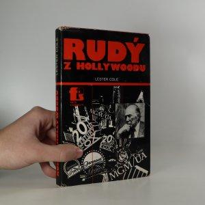 náhled knihy - Rudý z Hollywoodu (str. 81-96 vevázané vzhůru nohama)