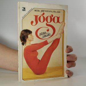 náhled knihy - Jóga očima lékařů