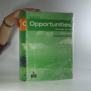 náhled knihy - New Opportunities. Intermediate. Students Book + Language Powerbook + slovníček