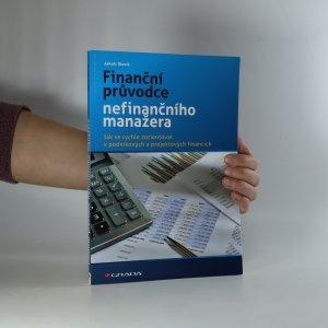 náhled knihy - Finanční průvodce nefinančního manažera