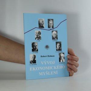 náhled knihy - Vývoj ekonomického myšlení