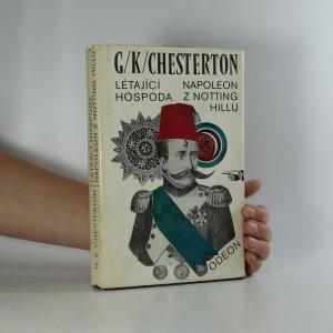 náhled knihy - Létající hospoda, Napoleon z Notting Hillu