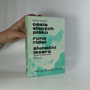 náhled knihy - Cesta slepých ptáků I - III. Runa Rider. Sluneční jezero