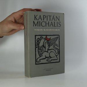 náhled knihy - Kapitán Michalis. Svobodu, nebo smrt!
