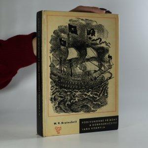 náhled knihy - Podivuhodné příběhy a dobrodružství Jana Kornela. 1. - 2. díl