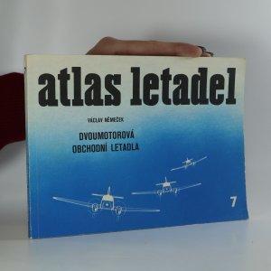 náhled knihy - Atlas letadel. Dvoumotorová obchodní letadla