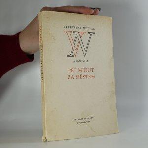 náhled knihy - Pět minut za městem : 1939