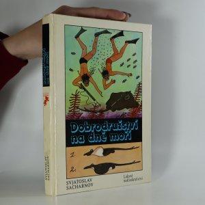 náhled knihy - Dobrodružství na dně moří