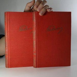 náhled knihy - Vicomte de Bragelonne. Tři mušketýři ještě po deseti letech (2 díly ve dvou svazcích)