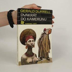 náhled knihy - Dvakrát do Kamerunu