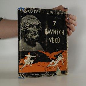 náhled knihy - Z dávných věků