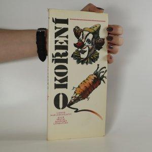 náhled knihy - O koření