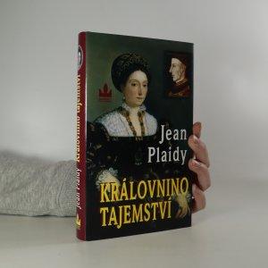 náhled knihy - Královnino tajemství. Příběh Kateřiny z Valois