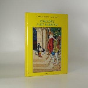 náhled knihy - Pohádky naší babičky