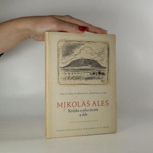 náhled knihy - Mikoláš Aleš. Knížka o jeho životě a díle
