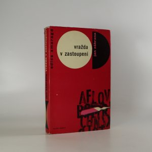 náhled knihy - Vražda v zastoupení