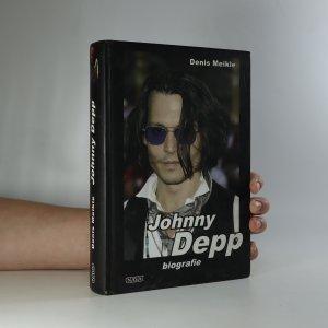náhled knihy - Johnny Depp (je cítit lakem)
