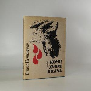 náhled knihy - Komu zvoní hrana (voní lakem)