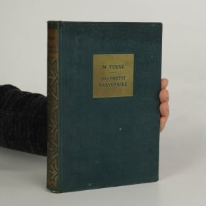 náhled knihy - Tajemství babylonské