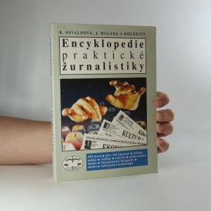 náhled knihy - Encyklopedie praktické žurnalistiky (je cítit lakem)