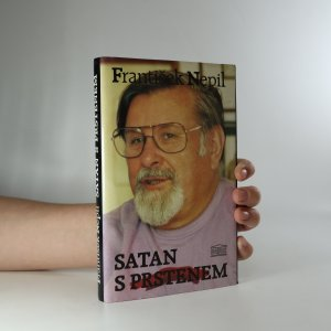 náhled knihy - Satan s prstenem (je cítit lakem)