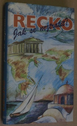 náhled knihy - Jak se neztratit?, Řecko
