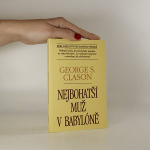 náhled knihy - Nejbohatší muž v Babylóně (voní lakem)