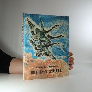 náhled knihy - Hlasy země (je cítit lakem)