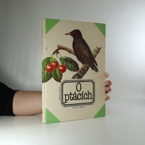náhled knihy - O ptácích (je cítit lakem)
