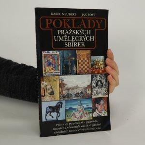 náhled knihy - Poklady pražských uměleckých sbírek (voní lakem)