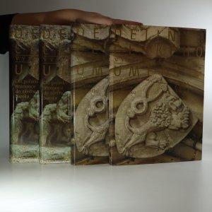 náhled knihy - Dějiny českého výtvarného umění. I. a II. díl. (2 díly ve 4 svazcích)