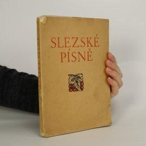 náhled knihy - Slezské písně (voní lakem)