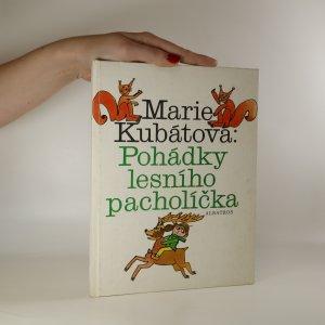 náhled knihy - Pohádky lesního pacholíčka (voní lakem)