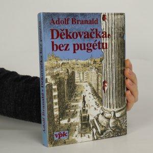 náhled knihy - Děkovačka bez pugétu (voní lakem)