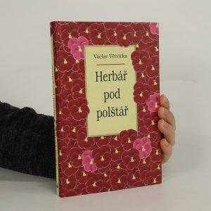 náhled knihy - Herbář pod polštář (voní lakem)