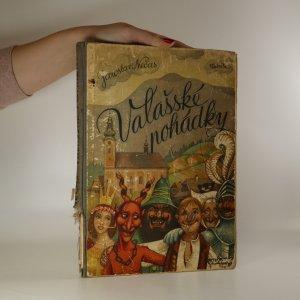 náhled knihy - Valašské pohádky