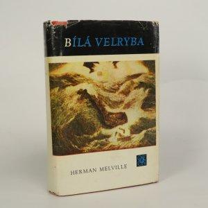 náhled knihy - Bílá velryba (voní lakem)