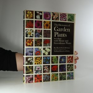 náhled knihy - The Dictionary of Garden Plants