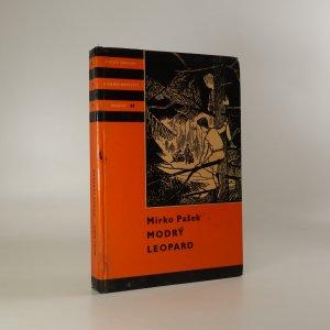 náhled knihy - Modrý leopard