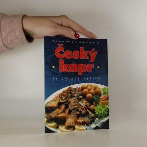 náhled knihy - Český kapr ve zdravé výživě