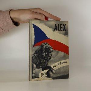 náhled knihy - Alex - Boj za svobodu